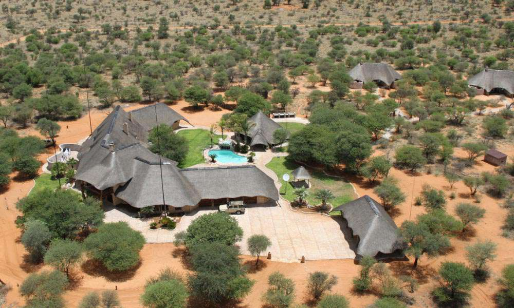 Kalahari Camp Large