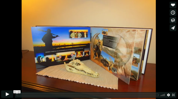 Coenraad Vermaak Safaris Premium Custom Coffee Table Books